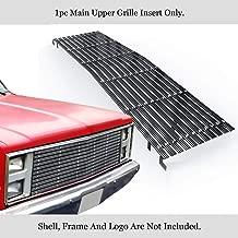 APS Compatible with 1981-1987 Chevy C K Pickup Suburban Blazer Upper Rivet Billet Grille N19-F20058C