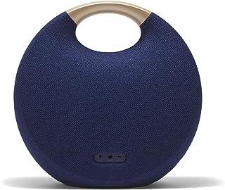 Harman/Kardon Onyx Studio 5 50 W Azul, Oro - Altavoces portátiles (2,5 cm, 12 cm, 50 W, 50-20000 Hz, 80 dB, Inalámbrico)