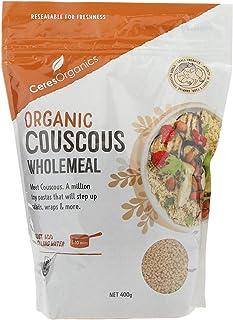 Ceres Organics Couscous Wholemeal, 400 g