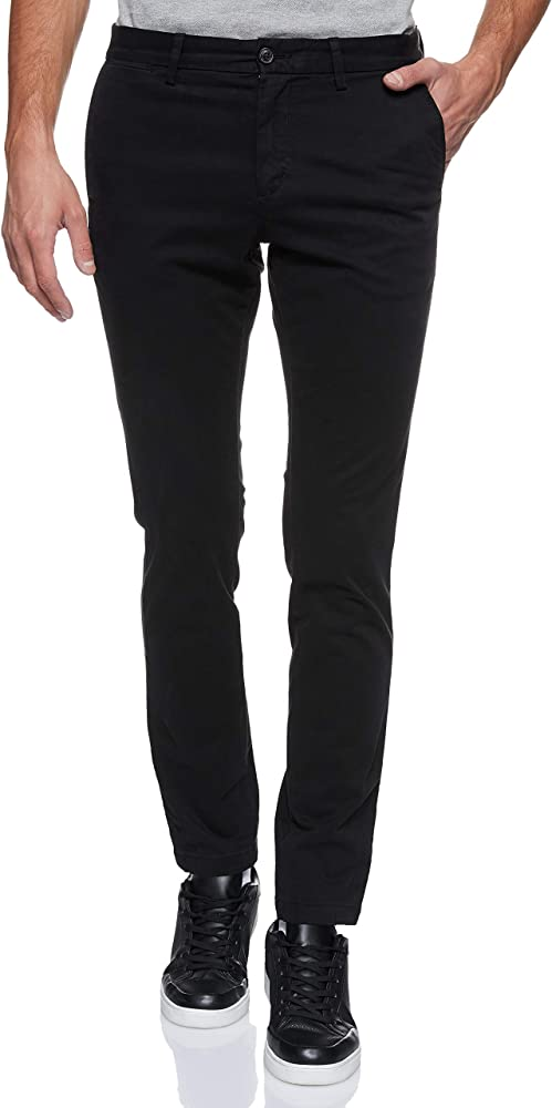 Tommy hilfiger , jeans , pantaloni per uomo , 98% cotone, 2% elastan MW0MW13287B