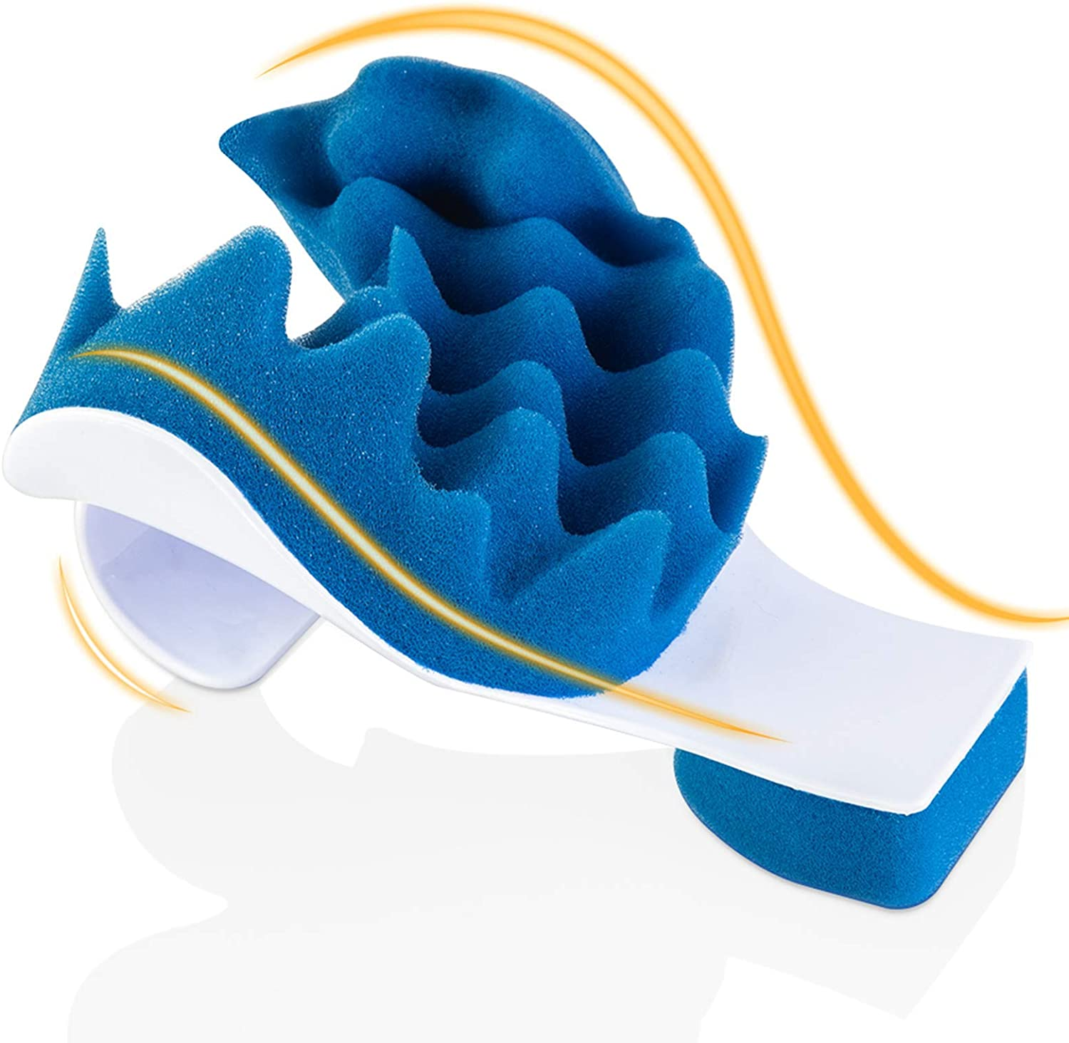 Chiropractic trust Superior Pillow - Neck Shoulder Relaxer Cervical and