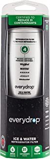 EveryDrop by Whirlpool Refrigerator Water Filter 4,...