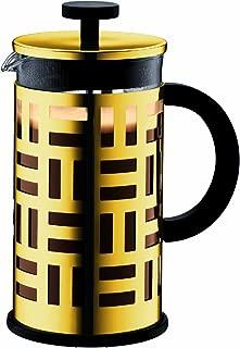 Bodum Eileen French Press Coffee Maker, 34-Ounce, Gold Chrome