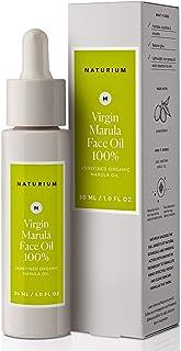 Virgin Marula Face Oil 100% With Unrefined Organic Marula Oil - 1oz, Lighweight, Deep Moisture, Rich in Omegas and Antioxi...
