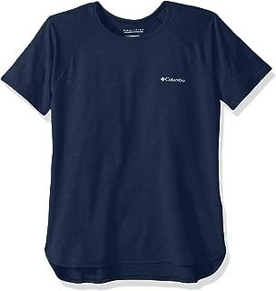 Columbia 女童 Silver Ridge Ii 短袖 T 恤