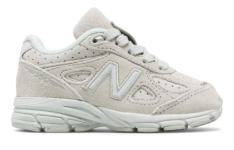 (ニューバランス) New Balance 靴?シューズ キッズランニング 990v4 Arctic Fox US 4 (12cm)