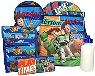 toy story backpack personalized