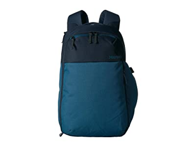 Marmot Ashby (Moroccan Blue/Arctic Navy) Backpack Bags
