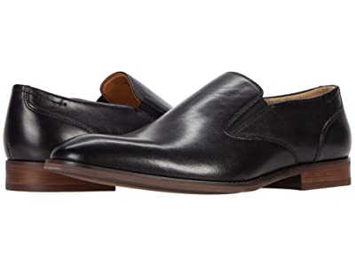 Steve Madden Rushed Loafer (Black Leather) Men