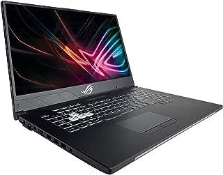 "ASUS GL704GM 17.3"" Full HD ROG Strix Scar II Gaming Laptop - 8th Gen Intel Core i7-8750H CPU up to 4.10 GHz, 8GB DDR4 Memory, 256GB SSD + 1TB HDD, NVIDIA GeForce GTX 1060 6GB GDDR5, Windows 10 Home"