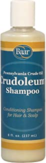 Crudoleum Shampoo, 3-in-1 Pennsylvania Crude Oil Shampoo, 8 Oz.