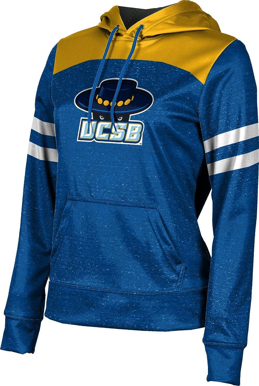 ProSphere University of California Santa Barbara Girls' Pullover Hoodie, School Spirit Sweatshirt (Gameday)