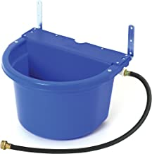 Little Giant Automatic Animal Waterer (Blue) Float Controlled Automatic Waterer for Livestock (4 Gal) (Item No. FW16BLUE)