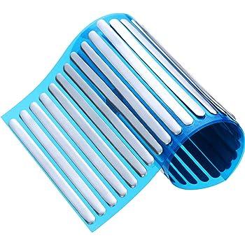 Bluestercool Bande De Pont De Nez Jetable 200//1000 Pcs 3MM Protection De lenvironnement PE Accessoires De Bande en Forme Sp/éciale Cravate De Pont De Nez