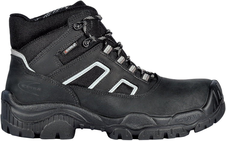 Cofra 31320-000.W41 Size 41 S3 SRC Caledon  Safety shoes - Black