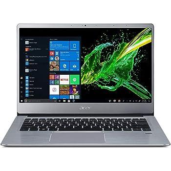 Acer Swift 3 SF314-41 14-inch Laptop (AMD Athlon 300U Dual-core processor/4GB/1TB HDD/Window 10 Home 64Bit/Integrated Graphics), Silver