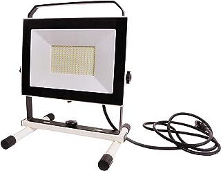 110 Volt Schumacher Black Lithium Ion 360° LED Cordless Work Light SL360B