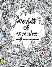Worlds of Wonder: کتاب رنگ آمیزی بزرگسالان برای رفع اضطراب و استرس ، کتاب رنگ آمیزی بزرگسالان با تصاویر پیچیده