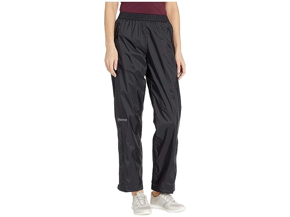 Marmot PreCip(r) Eco Pants (Black) Women