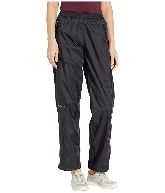 Marmot PreCip(r) Eco Pants (Black) Women