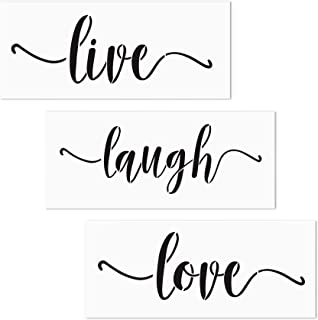 Best wall word stencils Reviews