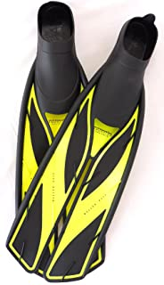 ATOMIC FULL FOOT SPLIT FINS HIGH ENERGY COMPOUND SCUBA DIVING