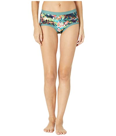 ExOfficio Give-N-Go(r) Sport Mesh Printed Hipkini (Pretty Palmy) Women