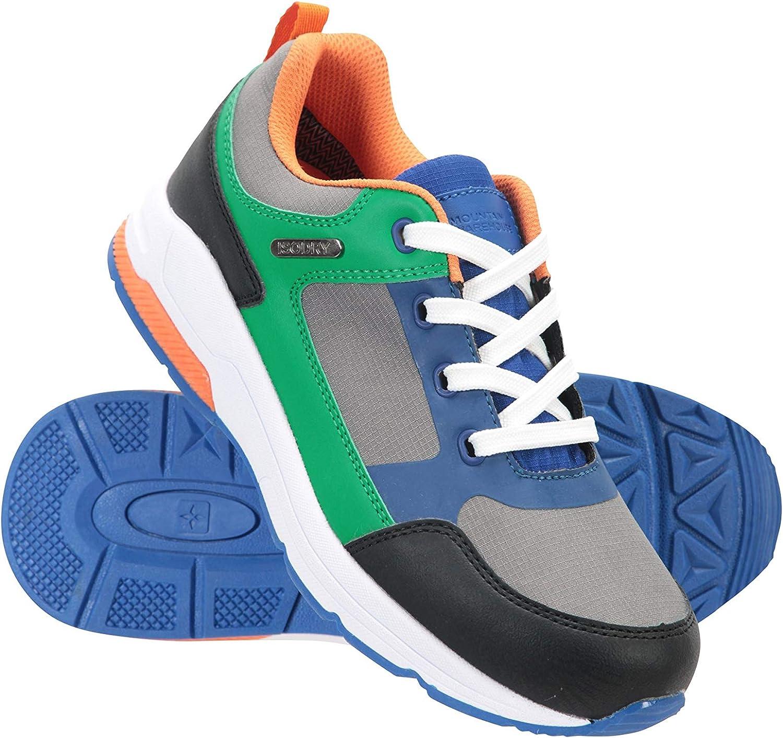 Mountain Warehouse Kids Waterproof Running Shoes - Walk, Girls & Boys