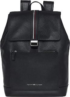 Tommy Hilfiger Fashion Backpacks for Men, Black - AM0AM03601