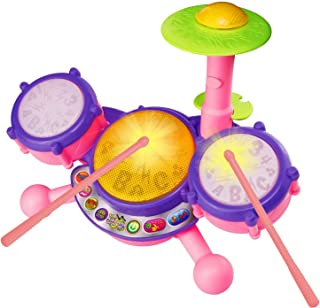 Vtech kidibeats 鼓套?–?粉色?–?在线***