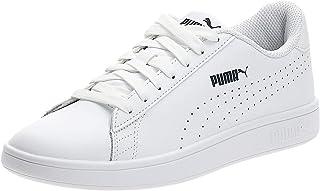 Puma Unisex-Adult Smash V2 L Perf Shoes Leather Sneaker