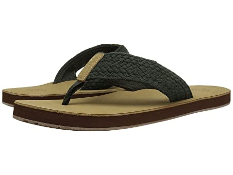 ad71515d521102 Vineyard Vines Washed Webbing Flip Flop at Zappos.com
