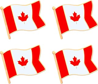 Best canada flag pin Reviews