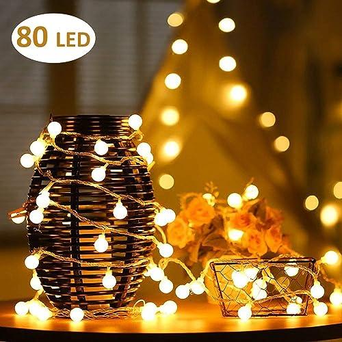 Luces LED para Fiestas: Amazon.es
