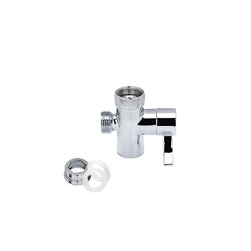 Diverter For Kitchen Sprayer Amazon Com