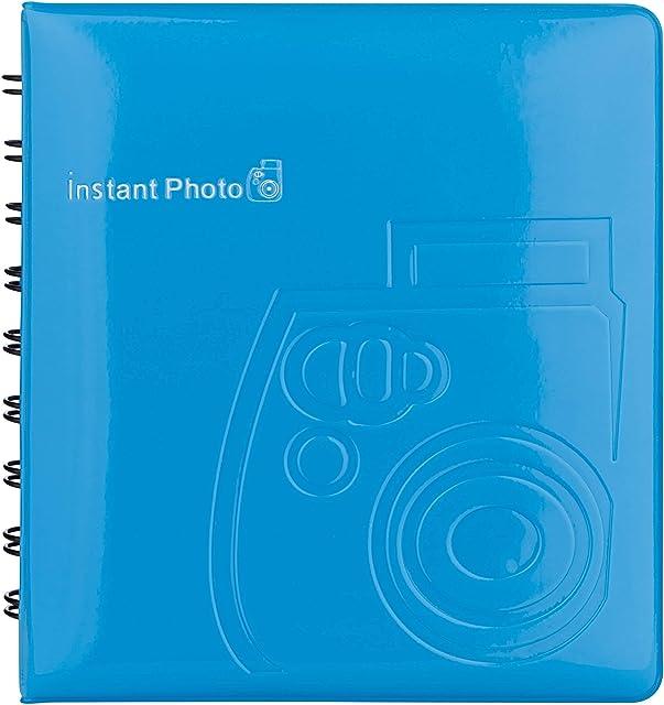 Fujifilm 70100118320 - Album Foto para 64 imagenes Color Azul