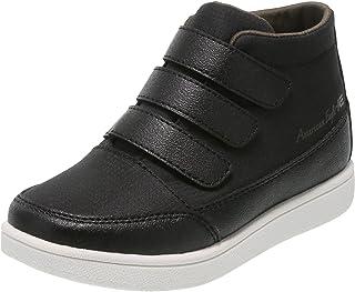 SmartFit Boys' Toddler Conor Triple-Strap Mid Sneaker