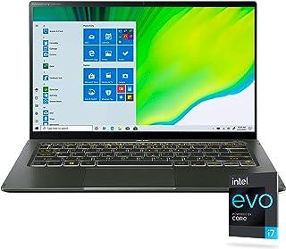 Acer (エイサー) Swift 5 Intel Evo 薄型&軽量ノートパソコン、14インチ フルHD タッチ、Intel Core i7-1165G7 Intel Iris Xe グラフィックス、16GB LPDDR4X、1TB ...