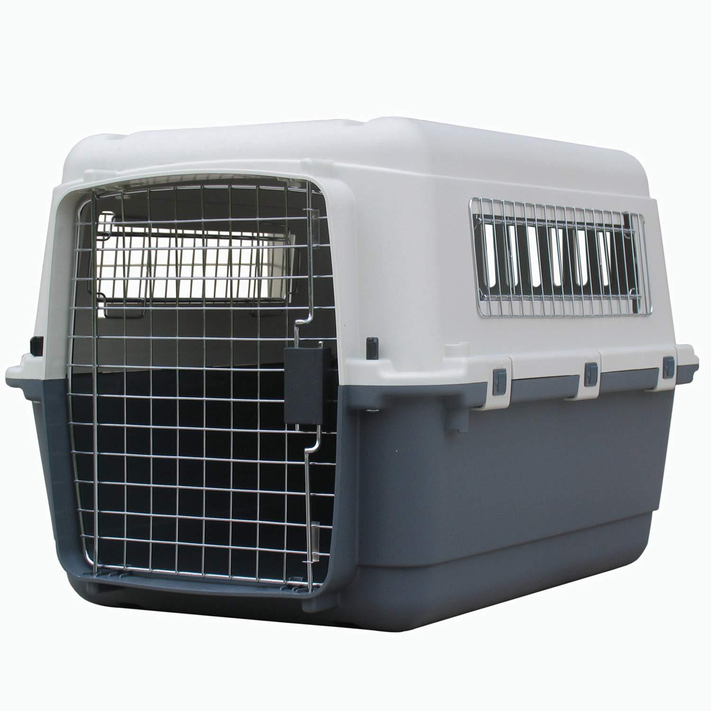 Ribecan l-70 Transportin Iata Mediano, 68 x 51 x 47 cm: Amazon.es: Productos para mascotas