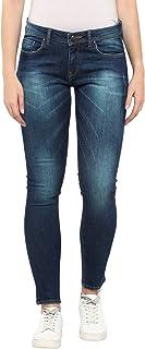AMERICAN CREW Women's Slim Fit Stretch Jeans