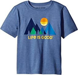 Minimalist Landscape Cool Tee™ (Little Kids/Big Kids)