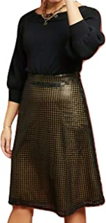 Anthropologie Michaela Sequin Skirt by Hutch - NWT