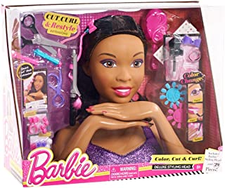 Barbie 61235 Deluxe Styling Head (AA) - coolthings.us