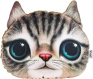 VXAR Auto Car Headrest Pillow Cushion (Lovely cat)