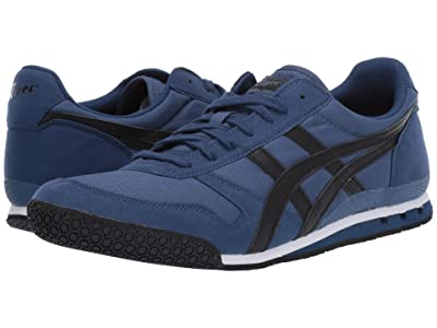 Onitsuka Tiger Ultimate 81(r) (Midnight Blue/Black) Classic Shoes