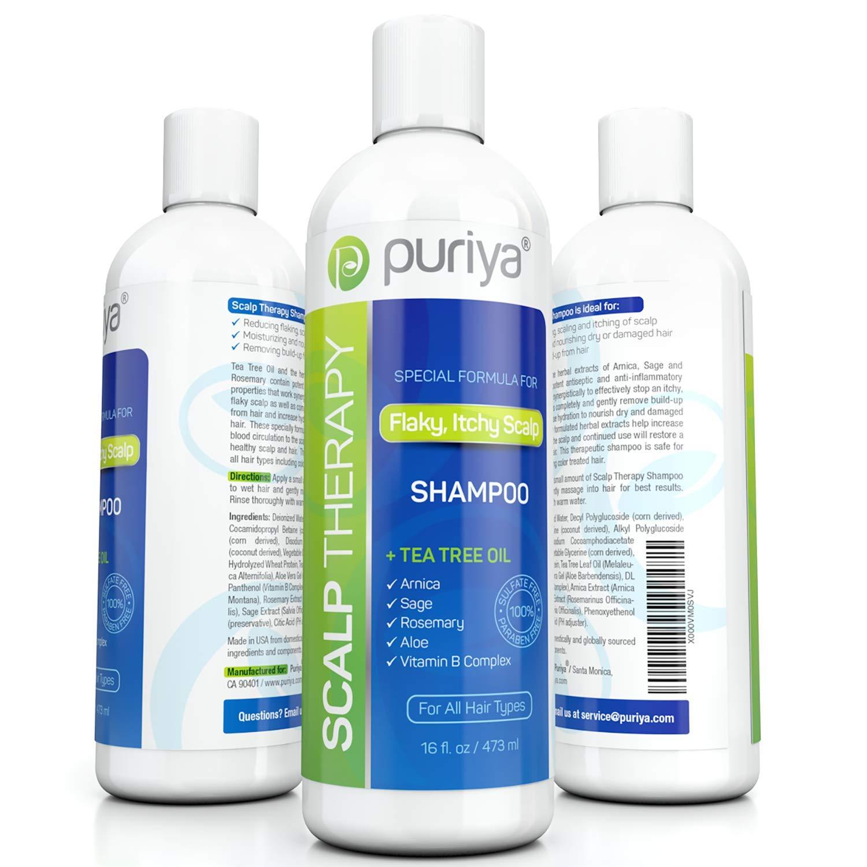 antibacterial shampoo for folliculitis