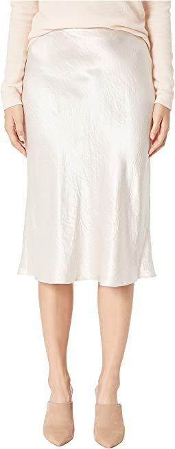 fccc0482e Marchesa corded lace tea length skirt | Shipped Free at Zappos