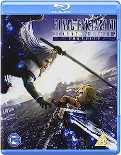Final Fantasy VII: Advent Children [Blu-ray] [Import anglais]