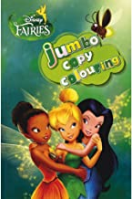 Disney Fairies Jumbo Copy Colouring