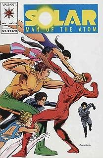 Solar, Man of the Atom #11 FN ; Valiant comic book